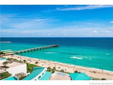 16445 Collins Ave UNIT 1525, Sunny Isles Beach, FL 33160 - MLS#: A10455691