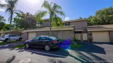 408 Saint Andrews Rd UNIT 52, Hollywood, FL 33021 - MLS#: A10455974