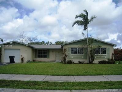 10341 SW 110th St, Miami, FL 33176 - MLS#: A10456016