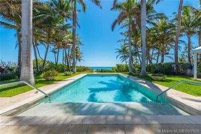 125 Ocean Blvd, Golden Beach, FL 33160 - #: A10456133