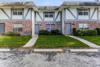 7507 Kimberly Blvd UNIT 133, North Lauderdale, FL 33068 - MLS#: A10456258