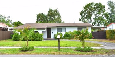 6751 SW 13th St, Miami, FL 33144 - MLS#: A10456425