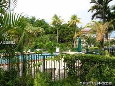 8101 SW 72nd Ave UNIT 420W, Miami, FL 33143 - MLS#: A10456463