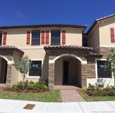 11417 SW 248th Ln, Homestead, FL 33032 - MLS#: A10456530