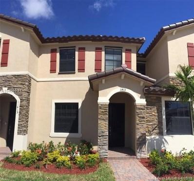 11413 SW 248th Ln, Homestead, FL 33032 - MLS#: A10456531