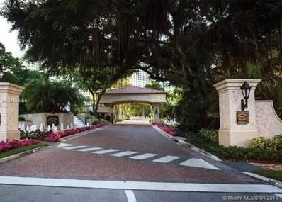 1000 E Island Blvd UNIT 305, Aventura, FL 33160 - MLS#: A10456555