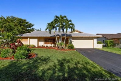 286 NW 105th Ter, Coral Springs, FL 33071 - MLS#: A10456581