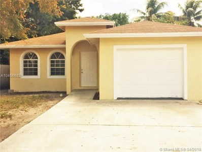 2920 NW 8th St, Fort Lauderdale, FL 33311 - MLS#: A10456683