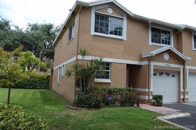 5064 SW 122nd Ter UNIT 5064, Cooper City, FL 33330 - MLS#: A10456716