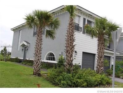 3480 NW 13th St UNIT 3480, Lauderhill, FL 33311 - MLS#: A10456785
