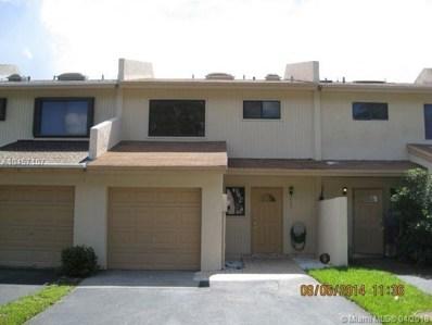 4199 N 76th Ave UNIT 4199, Davie, FL 33024 - MLS#: A10457107