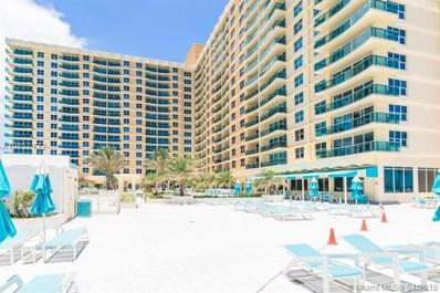 2501 S Ocean Dr UNIT 639, Hollywood, FL 33019 - MLS#: A10457132