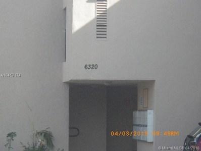 6320 SW 138th Ct UNIT 301, Miami, FL 33183 - MLS#: A10457174