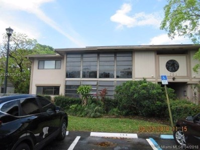 781 NE 199th St UNIT 101-9, Miami, FL 33179 - MLS#: A10457240