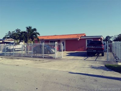 5022 NW 188th St, Miami Gardens, FL 33055 - MLS#: A10457356
