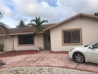 834 NE 206th St, Miami, FL 33179 - MLS#: A10457706