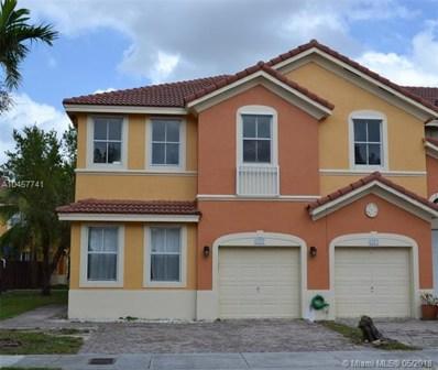 8507 SW 166th Pl UNIT 0, Miami, FL 33193 - MLS#: A10457741