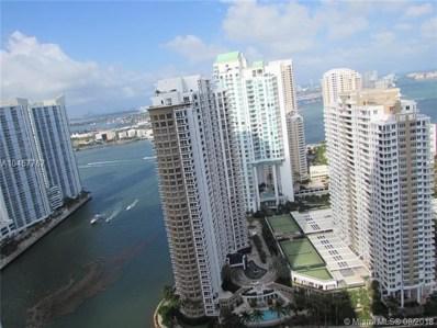 495 Brickell Ave UNIT 3708, Miami, FL 33131 - MLS#: A10457767