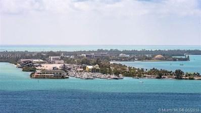 1155 Brickell Bay Dr UNIT 2501, Miami, FL 33131 - MLS#: A10458010