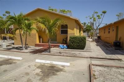 421 W Pine St, Lantana, FL 33462 - MLS#: A10458135