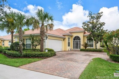 5115 Magnolia Bay Circle, Palm Beach Gardens, FL 33418 - MLS#: A10458181