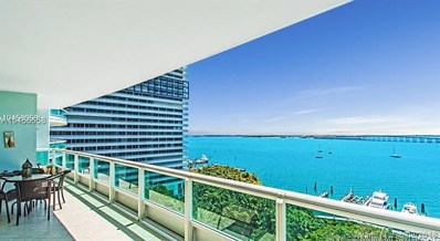 1643 Brickell Ave UNIT 1204, Miami, FL 33129 - MLS#: A10458658