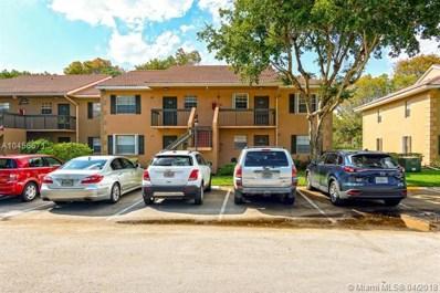 10405 NW 8th St UNIT 206, Pembroke Pines, FL 33026 - MLS#: A10458671
