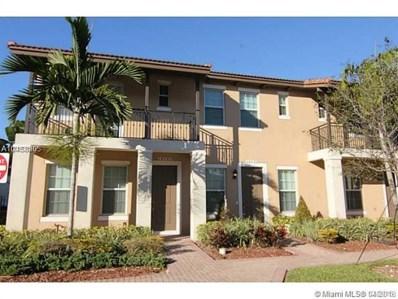 14741 SW 11TH St UNIT 14741, Pembroke Pines, FL 33027 - MLS#: A10458905