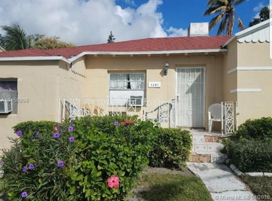 1241 NW 51 Terrace, Miami, FL 33142 - MLS#: A10458998