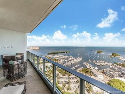 2627 S Bayshore Dr UNIT 2704, Miami, FL 33133 - MLS#: A10459304