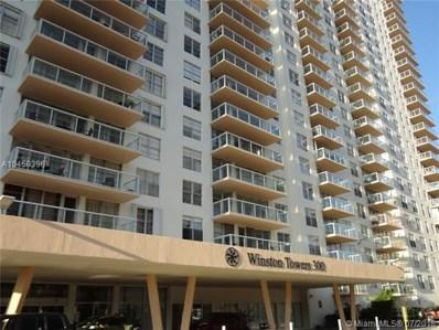 230 174th St UNIT 311, Sunny Isles Beach, FL 33160 - MLS#: A10459396