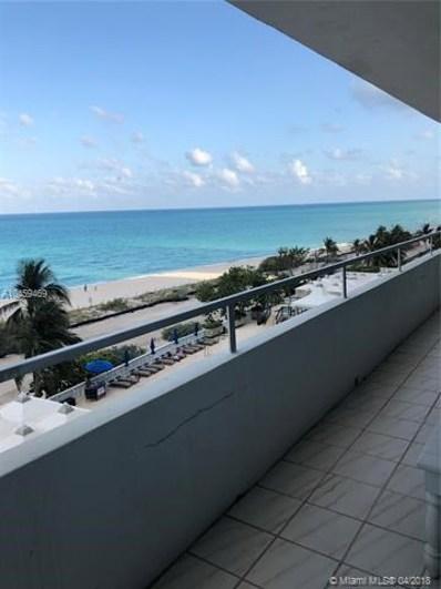 5555 Collins Ave UNIT 7F, Miami Beach, FL 33140 - MLS#: A10459469