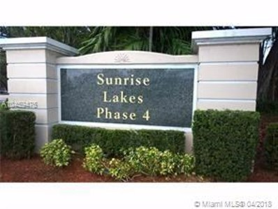 10145 Sunrise Lakes Blvd UNIT 205, Sunrise, FL 33322 - MLS#: A10459476