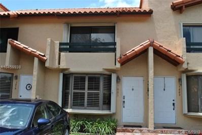 7881 SW 102 Lane UNIT 7881, Miami, FL 33156 - MLS#: A10459938