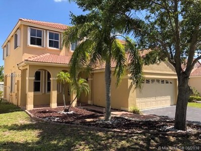 881 Sand Creek Cir, Weston, FL 33327 - MLS#: A10460015