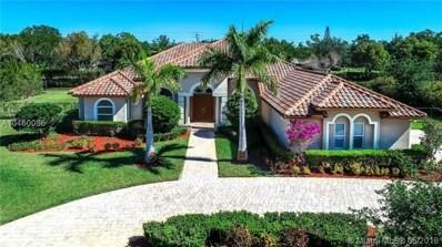 14401 N Jockey Cir N, Davie, FL 33330 - MLS#: A10460086