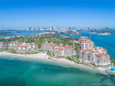 7245 Fisher Island Dr UNIT 7245, Miami Beach, FL 33109 - MLS#: A10460118