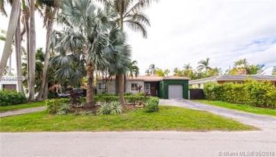 7700 Coquina Dr, North Bay Village, FL 33141 - MLS#: A10460207