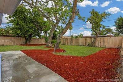 4520 SW 39th St, West Park, FL 33023 - MLS#: A10460224