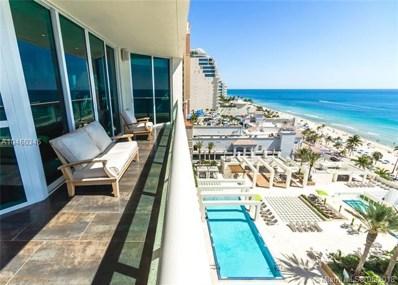 101 S Fort Lauderdale Beach Blvd UNIT 1501, Fort Lauderdale, FL 33316 - MLS#: A10460345
