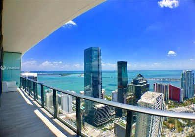 1300 S Miami Ave UNIT PH5206, Miami, FL 33130 - MLS#: A10460404