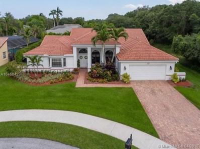 9656 Sycamore Ct, Davie, FL 33328 - MLS#: A10460429