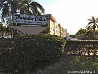 501 Blue Heron Dr UNIT A304, Hallandale, FL 33009 - MLS#: A10460463
