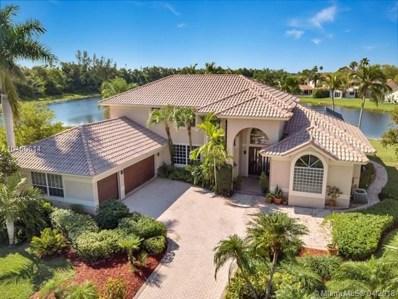595 Coconut Cir, Weston, FL 33326 - MLS#: A10460614