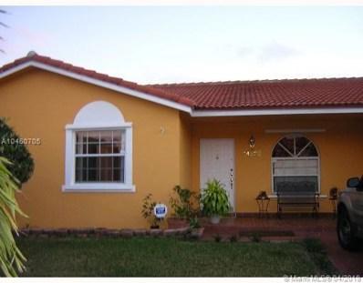 14580 SW 173rd St, Miami, FL 33177 - MLS#: A10460705