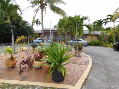 4908 SW 36th Ct, Pembroke Park, FL 33023 - MLS#: A10460736