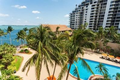 540 Brickell Key Dr UNIT 619, Miami, FL 33131 - MLS#: A10460751