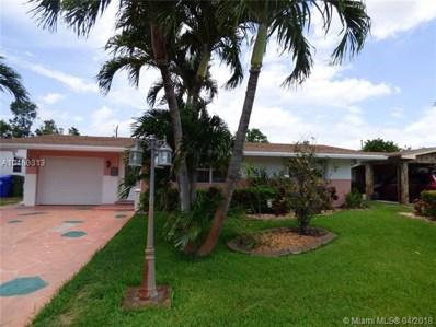 8851 NW 11th St, Pembroke Pines, FL 33024 - MLS#: A10460813