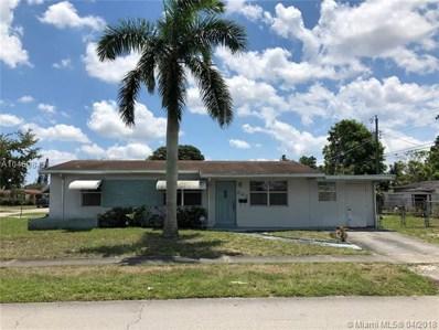 642 N 70th Way, Hollywood, FL 33024 - MLS#: A10460845