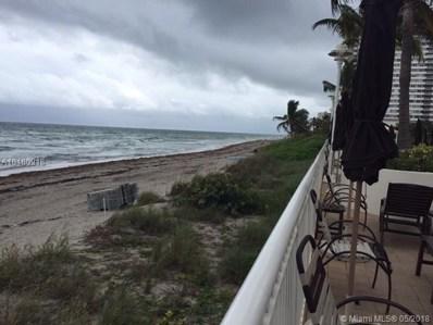 1904 S Ocean Dr UNIT 205-S, Hallandale, FL 33009 - #: A10460918